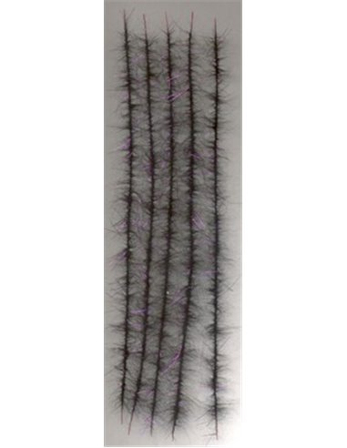 SLF Streamer´s fibre - Grey, SLF 5