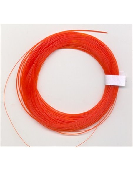 Holographic thread, HO 15 Orange